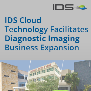 IDS Cloud Technology Facilitates Diagnostic Imaging Group's Business Expansion