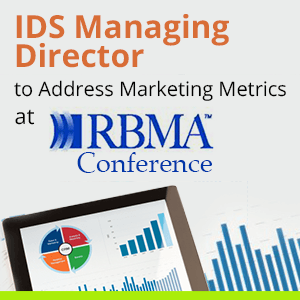 IDS Managing Director to Address  Marketing Metrics at RBMA Conference