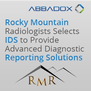 Rocky Mountain Radiologists Selects IDS to Provide Advanced Diagnostic Reporting Solutions