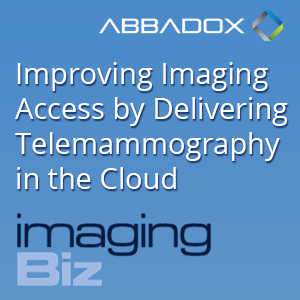 Improving Imaging Access by Delivering Telemammography in the Cloud