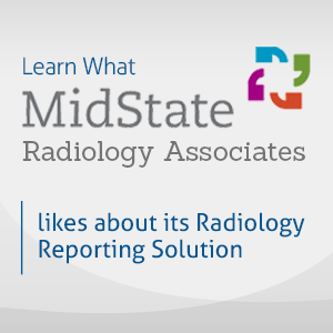Midstate Radiology Selects IDS Voice2Dox Speech Recognition and AbbaDox Clinical Reporting Solution