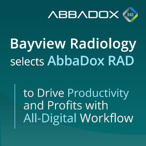Bayview Radiology Selects IDS AbbaDox Rad to Drive Productivity and Profits with All-Digital Workflow