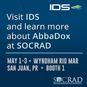 IDS to Exhibit AbbaDox Rad Cloud Solutions at SOCRAD in San Juan A Growing Number of Caribbean Radiology Practices Choose IDS