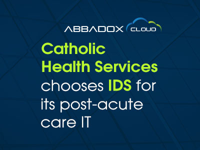 IDS Announces Technology Contract with Catholic Health Services