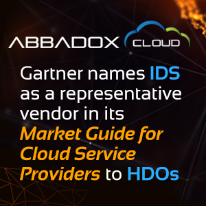 IDS Named a Representative Vendor in Gartner's Market Guide for Cloud Service Providers to HDOs