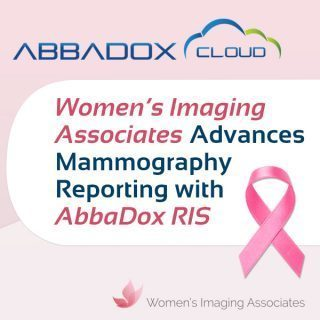 Women's Imaging Associates Advances Mammography Reporting with AbbaDox RIS