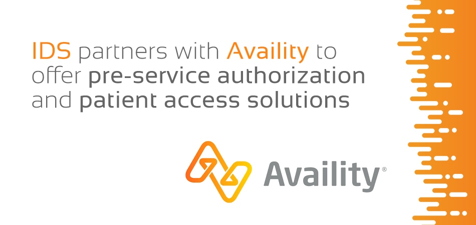 IDS Partners with Availity to offer pre-service authorization and patient access solutions