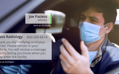 Patient Check-in with Automated Text Services – Avoid Crowded Waiting Rooms